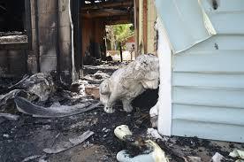 crews battle 2 flagler beach house fires in 2 days 1 total loss