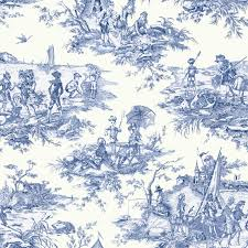 Home Decor Print Fabric Home Decor Fabric Toile Toile Fabric Toile Print Fabric