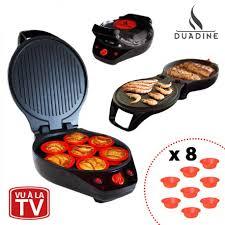cuisine m6 boutique duadine tarte express revolution appareil de cuisson multifunction
