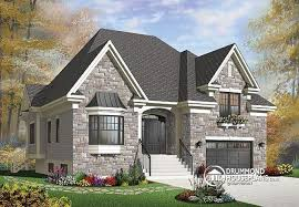 european style house plans house plan w3437 v1 detail from drummondhouseplans