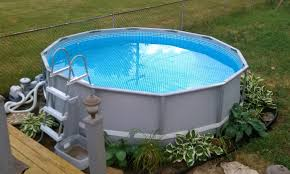25 best ideas about intex above ground pools on pinterest above