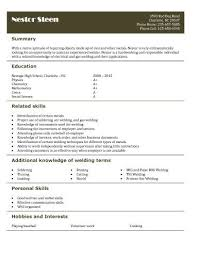 Fast Food Resume Sample by Best 20 High Resume Template Ideas On Pinterest My