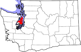 Map Of Washington State With Cities by National Register Of Historic Places Listings In Kitsap County