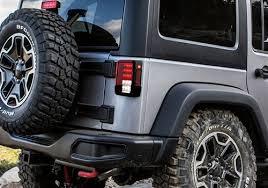 Jeep Jk Tail Light Covers Jeep Wrangler Tail Lights Jeep Car Show