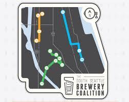 Wsdot Seattle Traffic Map Seattle Brewery Map Chicago Map