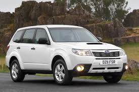 subaru forester old model subaru forester 2008 car review honest john