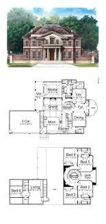 historic revival house plans colonial house plans revival floor plan renaissance homes