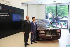 rolls royce dealership the changing face of the auto market gkta group ltd