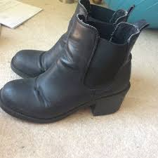 womens boots betts paramore betts black boots s fashion shoes on carousell