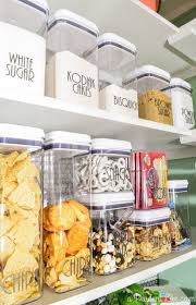 organiser une cuisine organiser sa cuisine un garde manger ordonné accrodeco