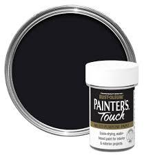 Black Exterior Gloss Paint - black ceramic paint diy
