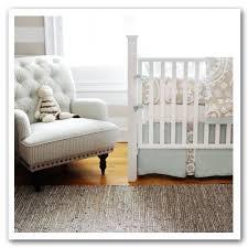 Beige Crib Bedding Set New Arrivals Picket Fence 4 Crib Bedding Set Beige