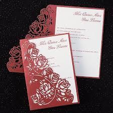 red quinceanera invitations kawaiitheo com