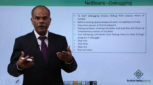 Tutorialspoint Netbeans | netbeans debugging project youtube