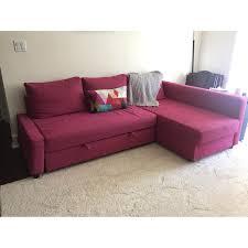 sofa bed pink ikea friheten pink sleeper sectional sofa aptdeco