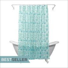 Novelty Shower Curtains Bathroom Awesome Mold Resistant Shower Curtain Extra Long Shower