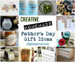 creative homemade father u0027s day gift ideas diy inspired