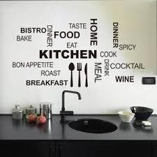 stickers pour cuisine d馗oration sticker mural cuisine achat vente pas cher
