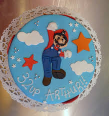 super mario birthday cake super mario birthday cake made f u2026 flickr