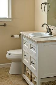 Very Small Bathroom Storage Ideas by Best 20 Small Bathroom Vanities Ideas On Pinterest Grey