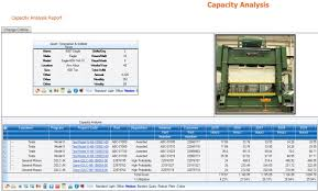 Production Capacity Planning Template Excel Capacity Planning Software Manufacturing Web Based Cloud