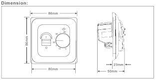 electric underfloor heating wiring diagram the best wiring