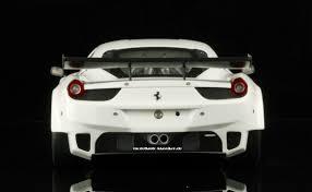 replica ferrari 458 italia ferrari 458 italia gt2 bianco avus mk modellautoshop