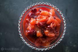 apple cranberry chutney recipe simplyrecipes