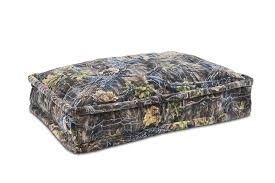 pillow top dog bed snoozer pillow top dog bed 25 colors fabrics 4 sizes