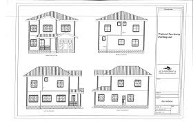 house plans estate management business development co ltd house two storey