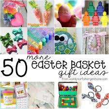 ideas for til 50 more easter basket gift ideas wait til your gets home