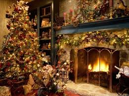 How To Decorate A Mantel For Christmas Fireplace Mantel Christmas Decorating Ideas Home Interior