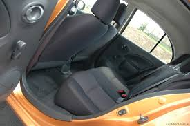 nissan micra how many seats nissan micra review caradvice