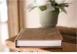 luxury wedding albums leather wedding album temecula creek inn garrett