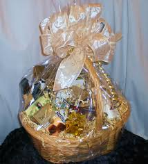 autumn and halloween gift baskets