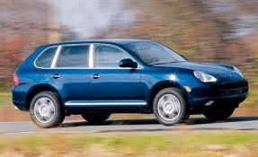 porsche cayenne s tires 2005 porsche cayenne s term road test reviews car and