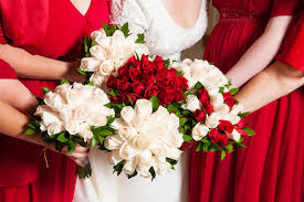 types of red colors types of flowers for weddings centerpieces u0026 bracelet ideas