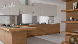 Timber Kitchen Designs Kitchen Atmiya Decors Furniture U0026 Interior Designer