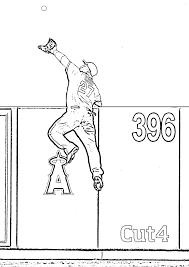 baseball player coloring page u2013 pilular u2013 coloring pages center