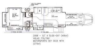 customizable floor plans custom motor coaches by powerhouse coach