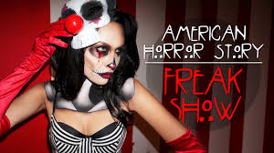 Clown Makeup Ideas For Halloween by American Horror Story Freakshow Makeup Tutorial Youtube