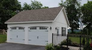 Building A 2 Car Garage by Affordable 2 Car Garage With 100 U0027s Of Customizing Options