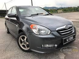 hyundai accent 2011 hyundai accent 2011 1 6 in kuala lumpur automatic sedan grey for