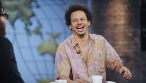 Seeking Eric Andre Eric Andre Talks About Seeking Seth Rogen And Bill Cosby