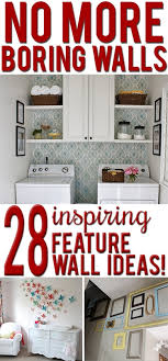 blank kitchen wall ideas creative budget friendly ideas to decorate a blank wall