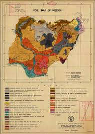 Nigeria Map Africa by The Soil Maps Of Africa Display Maps