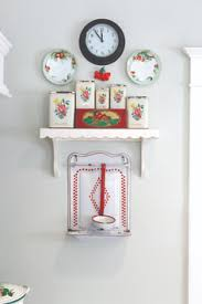 7 tips for organizing vintage kitchen collectibles romantic