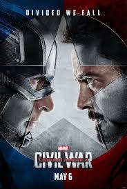 captain america civil war poster 1 movie posters pinterest