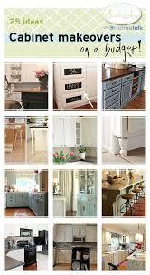 Best DIY Kitchen Cabinets Images On Pinterest Home Kitchen - Kitchen cabinet makeover diy