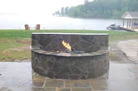 exterior simple backyard fire pit ideas simple fire pit ideas